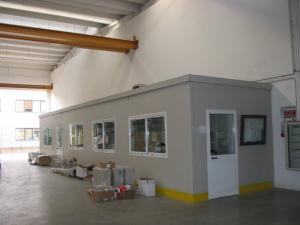 Uffici interni per produzione - Parma